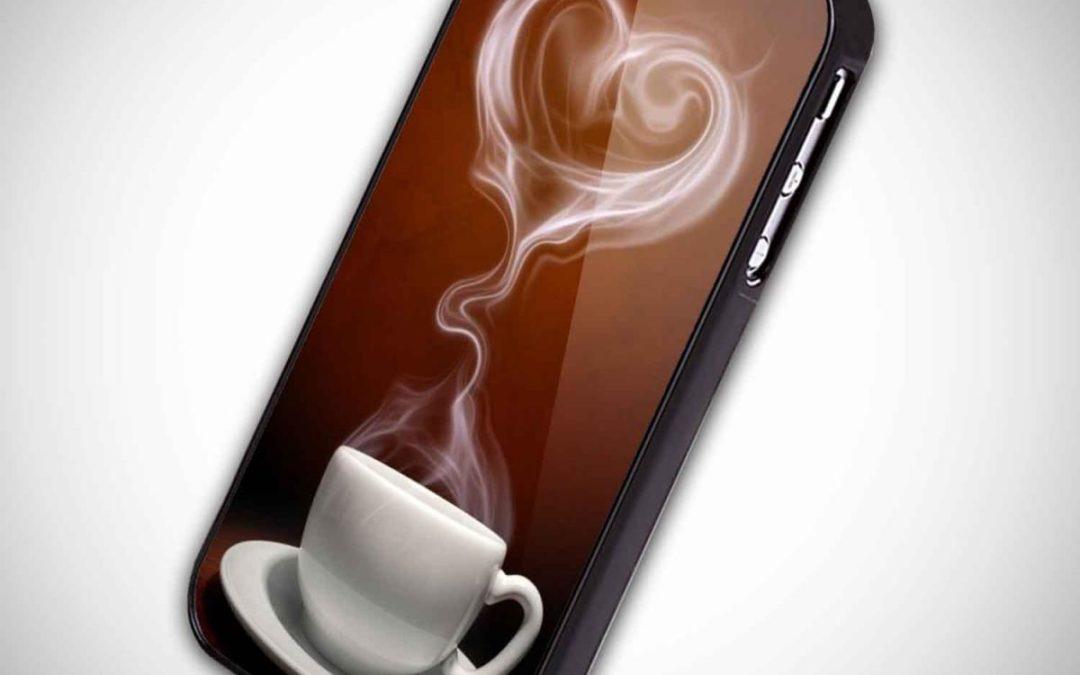 Ho comprato un iphone rinunciando al caffè